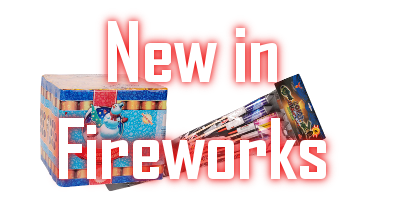 New in fireworks
